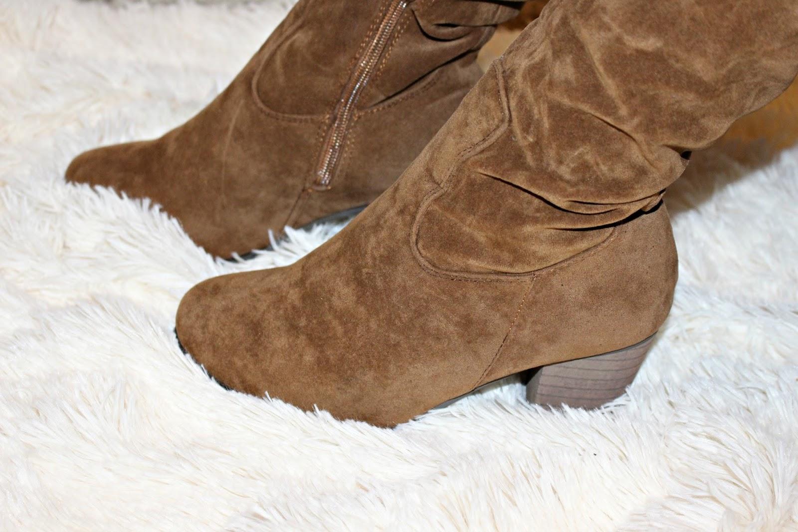 Najmodniejsze buty na jesień - kozaki muszkieterki za kolano!