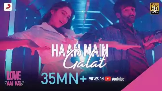 Hindi Gana Video -  Haan Main Galat - Love Aaj Kal