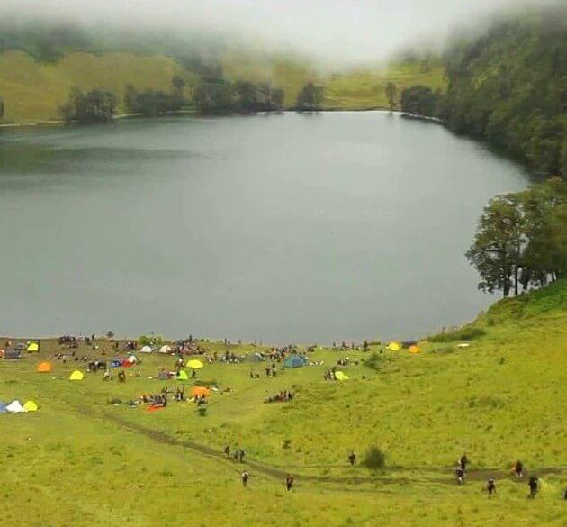 Pendakian Gunung Semeru dibuka kembali - foto instagram bbtnbromotenggersemeru