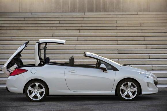 Sports Car Peugeot 308 Cc