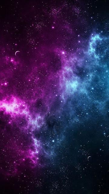 fondo de estrellas para celulares
