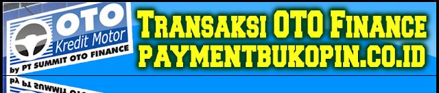 Pembayaran Oto Finance