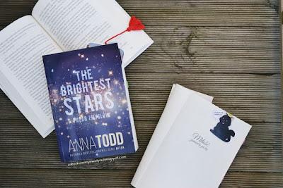 The brightest stars. Pożar zmysłów - Anna Todd | Recenzja