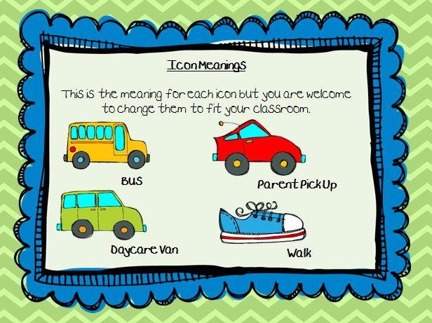 Number Names Worksheets kindergarten graph : Kindergarten At Heart: Transportation Graph