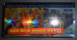 [AES] Review du Neo Super MVS-SNK Magic Key 2016 version Ss
