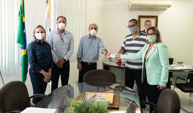 Jacobina Mineração amplia fundo de combate à covid-19 para R$ 2,2 mi e doa 21 mil EPIs