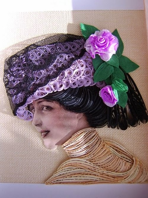 06-Eugenia-Evseeva-Quilling-Paper-&-Photo-Portraits-www-designstack-co