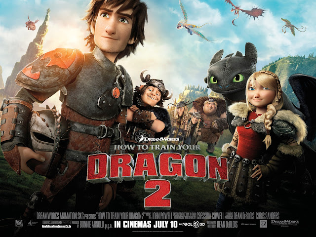 Download Latest Movies from Google Drive: How To Train Your Dragon 2