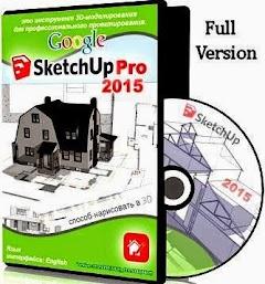 Google SketchUp Pro 2015 15 Full + Crack (32-64 bit)