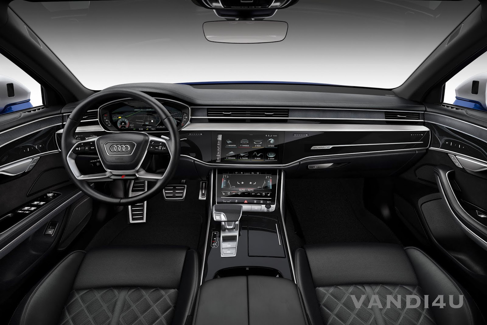 The new Audi S8: Top 5 things to know | VANDI4U