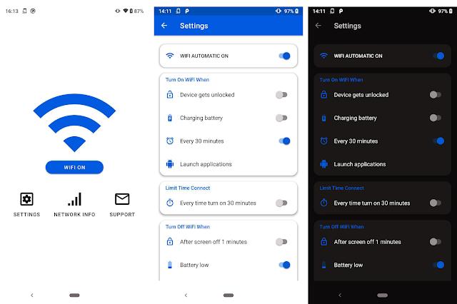 wifi auto connect
