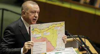 """مقترح من أردوغان للولايات المتحدة حول إنشاء """"المنطقة الآمنة"""" من عائدات بيع النفط في سوريا"""
