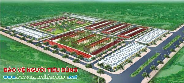 Công bố dự án Khu đô thị An Phước Hưng tại thị trấn Chơn Thành