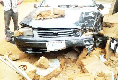 footballer crushed to death akwa ibom state