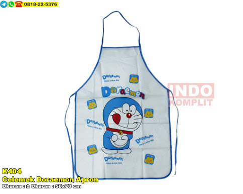 Celemek Doraemon Apron