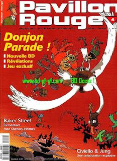 donjon parade, nouvelle bd