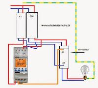 schema de cablage electrique interrupteur cr pusculaire sch mas lectriques. Black Bedroom Furniture Sets. Home Design Ideas