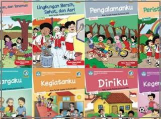 Pembelajaran Tematik dalam Buku SD Kurikulum 2013