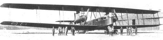 Бомбардировщик Zeppelin-Staaken R. VI