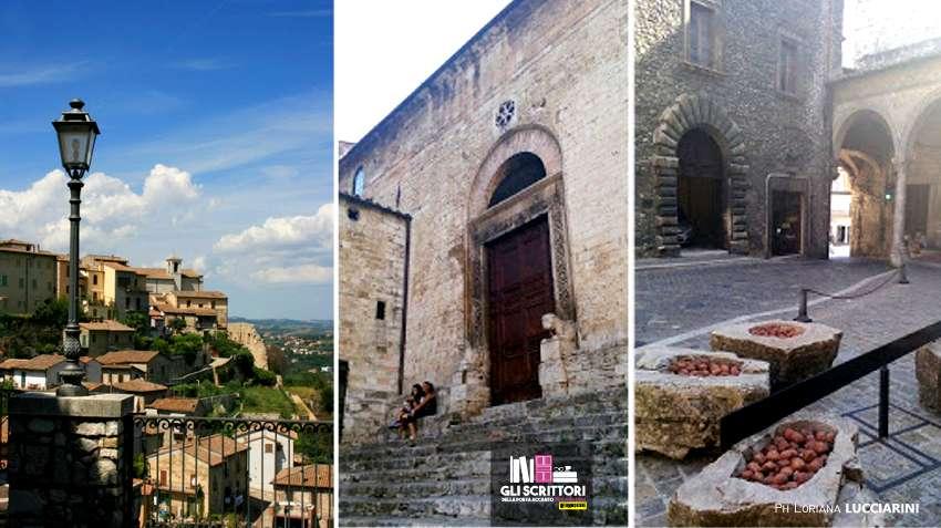 Panorama, la Cattedrale e Piazza dei Priori