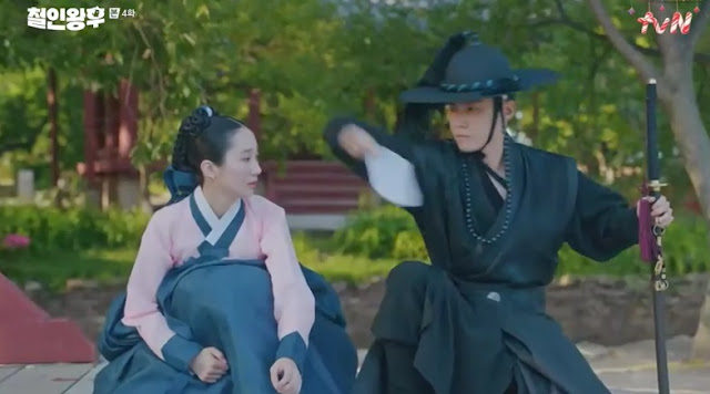 Hong yeon dan Inspektur Dong