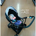 Baby Car Seat Stroller High Chair Combo