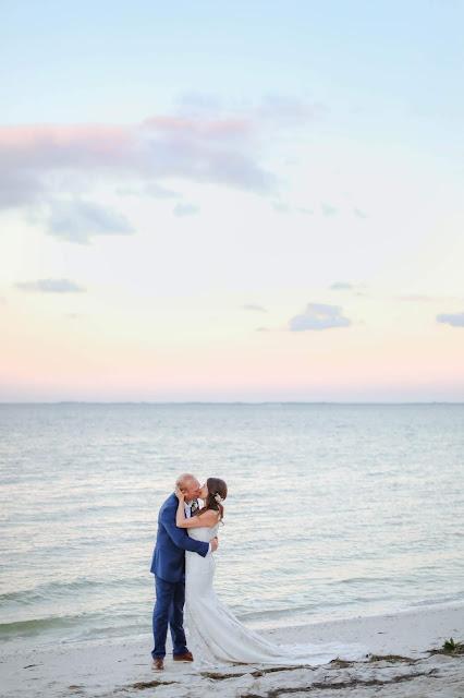best spot for a florida destination weddnig on the beach