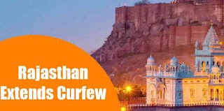 Rajasthan Extends Curfew