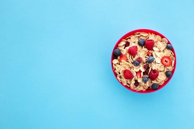 Ăn sáng với ngũ cốc