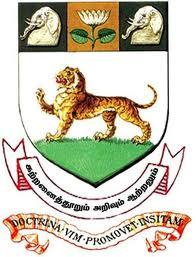 Madras university results Nov 2016
