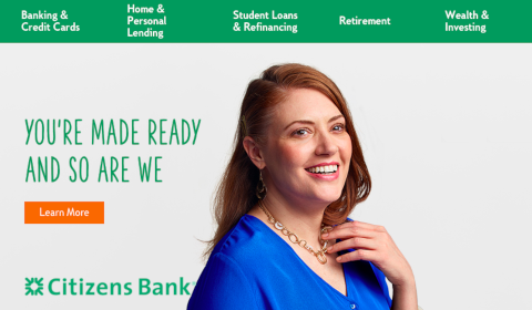 Citizens Bank – Made Ready