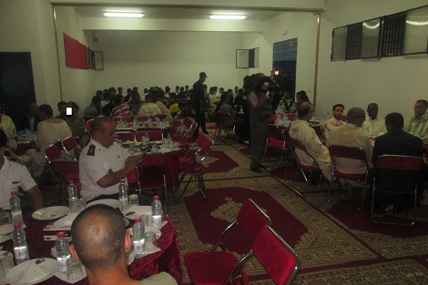 مبادرة رمضانية تستهدف نزلاء سجن بويزكارن