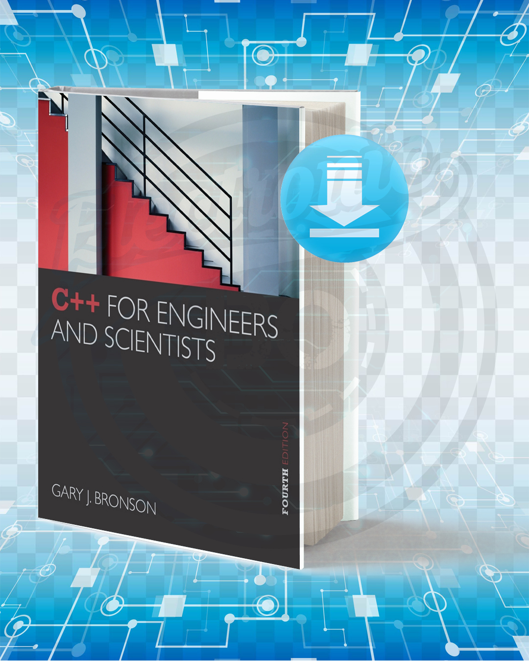 Free Book C++ for Engineers and Scientists pdf.
