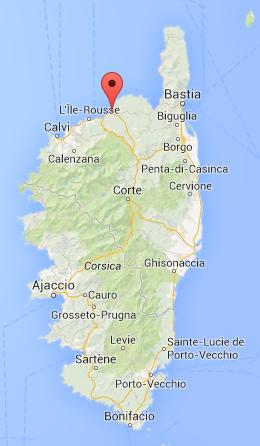 Carte Corse Fleuve.Contes Et Legendes De Corse