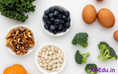 Details of foods that enhance memory in children.