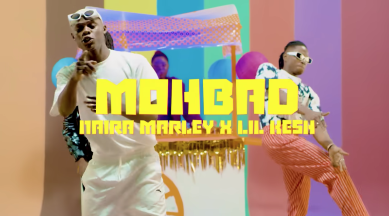 "[Video] Mohbad – ""Ponmo Sweet"" ft. Naira Marley x Lil Kesh #Arewapublisize"