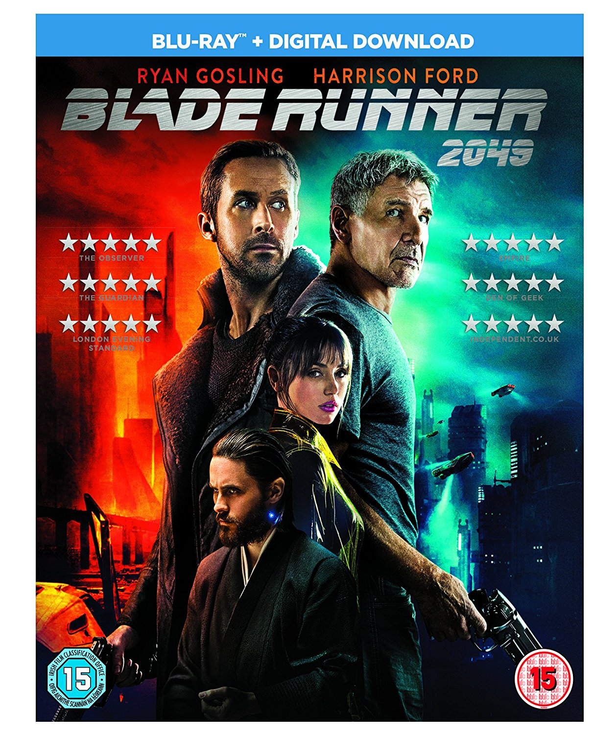 Beyond Humanity A New Dawn Emerges As BLADE RUNNER 2049 Comes To Blu Ray And DVD All Images WARNER BROTHERS