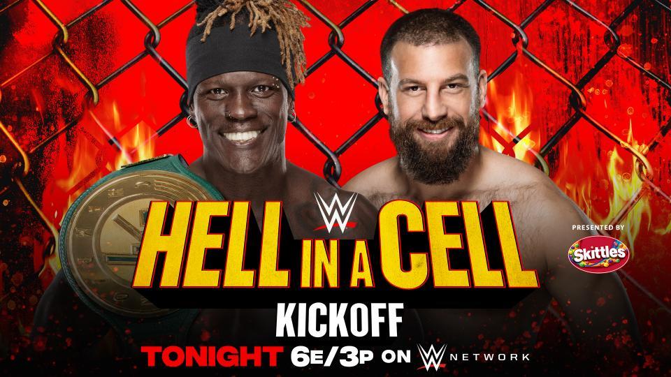 Luta por título é anunciada para o pré-show do WWE Hell in a Cell