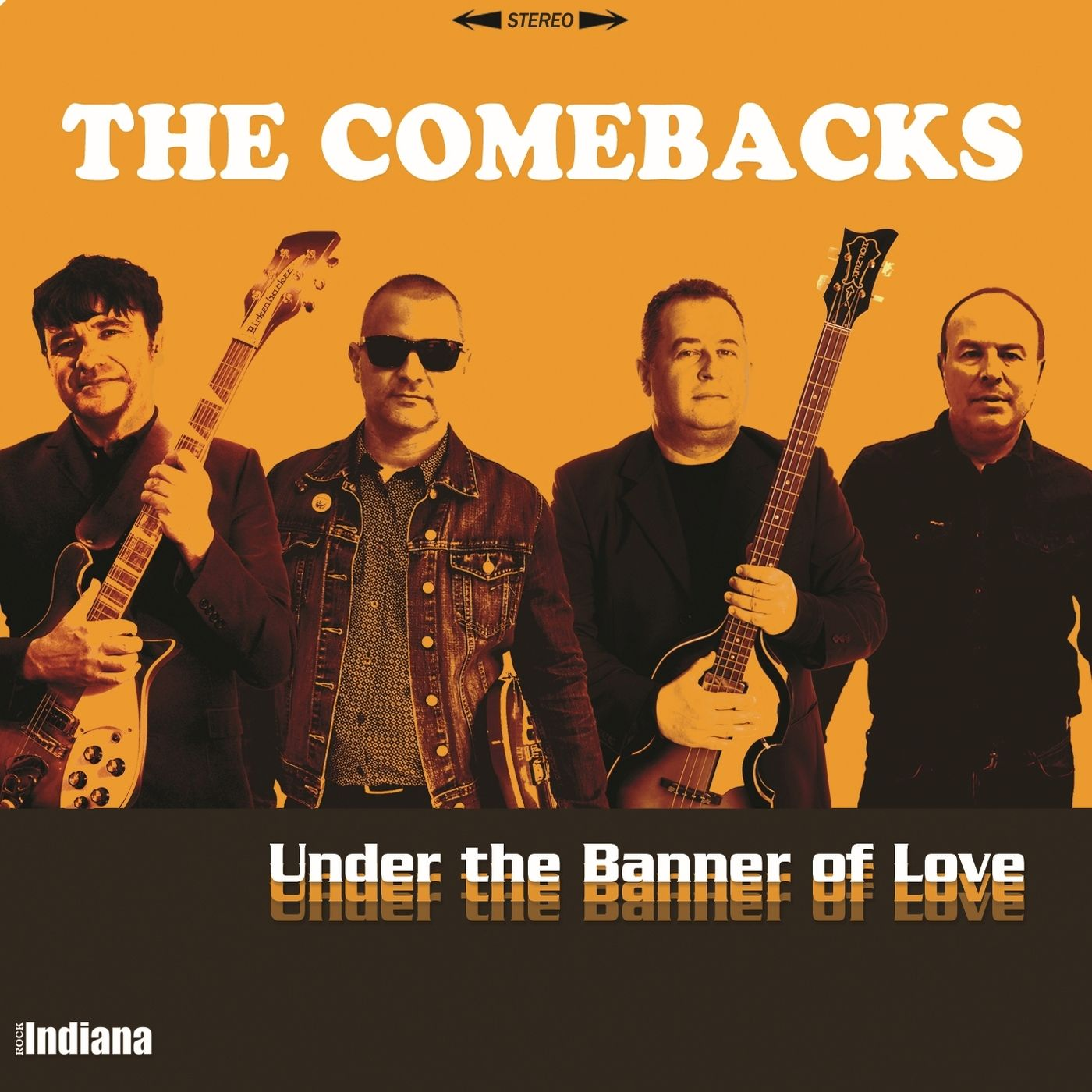 The Comebacks - Under the banner of love (2020)