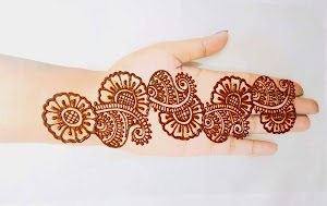 Top 10+ Simple Mehndi Design for Front Hands 2020