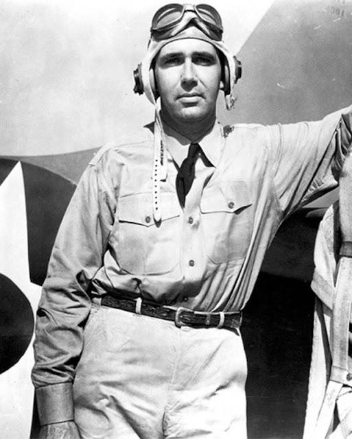 Butch O'Hare, 1 May 1942 worldwartwo.filminspector.com