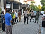 Kapolres Situbondo Beri Bantuan Sembako Tinjau Kesiapan Kampung Tangguh di Desa Paowan