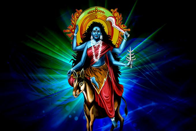 Is Maya the same as Durga?