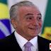 Temer pediu à Globo para gravar mensagem e recebeu um não