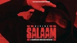 SALAAM LYRICS DIVINE | HINDI LYRICS