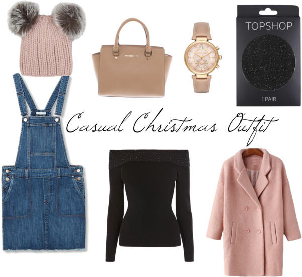 Fashion | Casual Christmas Outfit