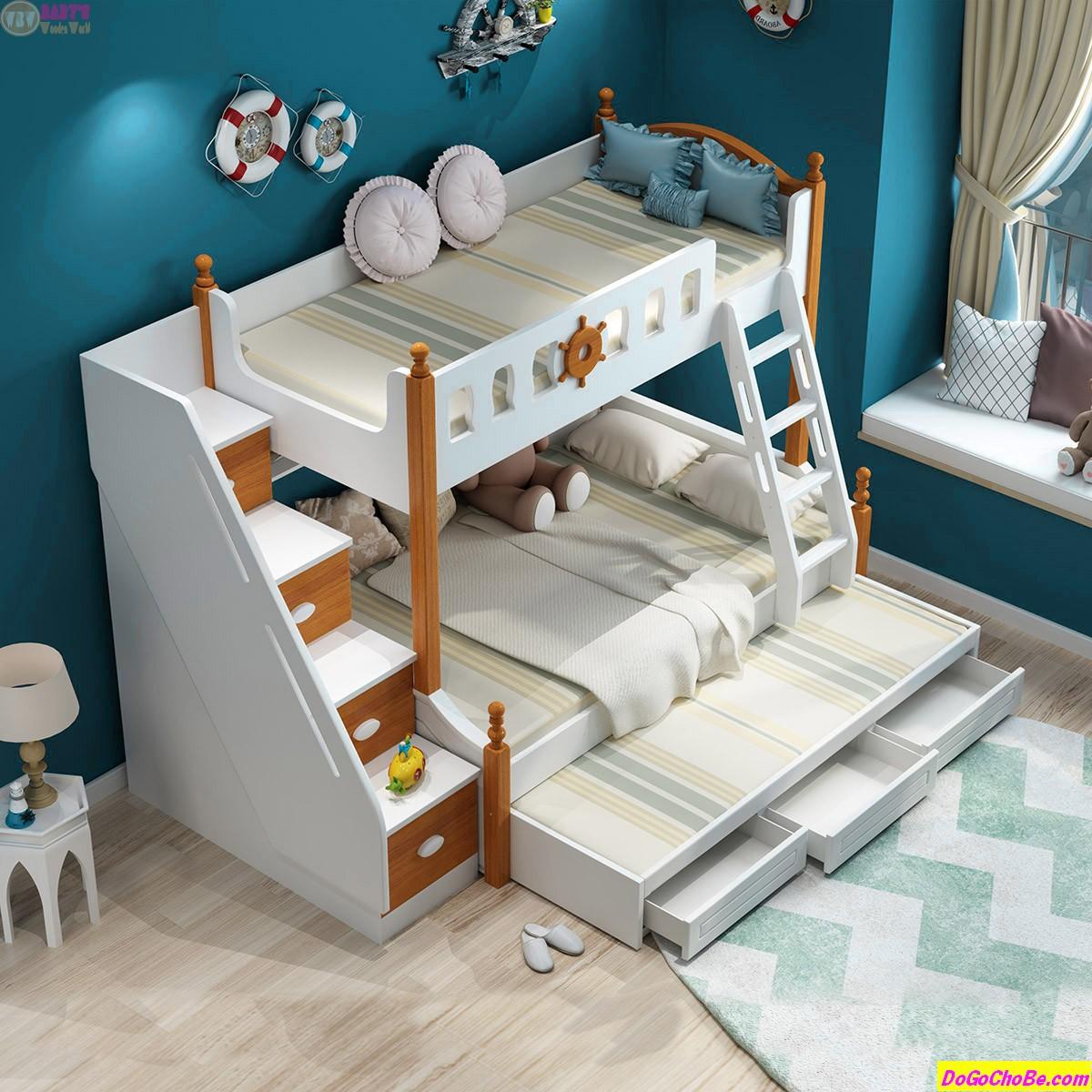 101 mẫu giường tầng trẻ em đẹp nhất – giường 2 tầng và ...