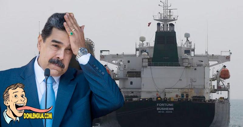 Estados Unidos incautó todo el combustible de barcos iraníes enviados a Venezuela