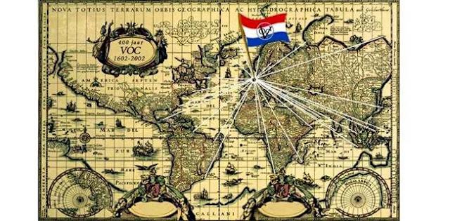 Belanda Menjajah Indonesia 350 Tahun, Mitos Yang Salah Dan Tanpa Dasar