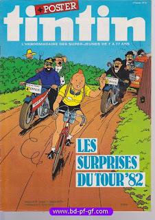tour de France 1982